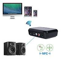 NFC Bt 5.0 Svtereo Müzik Alýcý Adaptörü U Disk Okuma 3.5mm Çýkýþ A2DP AVRCP HFP