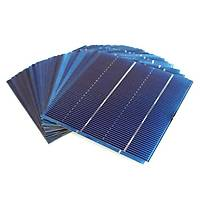 Fotovoltaik Güneþ Paneli Monokristal 50 Adet 1.05 W 78*77mm DIY
