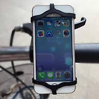 Motorsiklet Bisiklet Gidon Telefon Tutucu Elastik Silikon Kayýþ