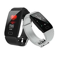 Akýllý Spor Saat HD 1.14 inç Ekran Bluetooth Su Geçirmez Bileklik