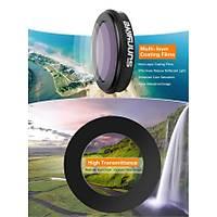 DJI Mavic 2 Zoom Kamera Lens Filtre 4 lü Set MCUV CPL ND4 ND8