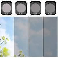DJI OSMO Pocker ND4 + ND8 + ND16 + ND32 Filtre Seti Manyetik Adsorpsiyon