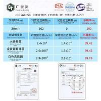 UVC 250-275nm 80 Led Sterilizör Ampul Dezenfeksiyon 220V E27 Duy