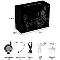 DJI Mavic 2 Zoom UAV 1 Km Mesafeli Megafon Kafa Mikrofon USB Þarjlý