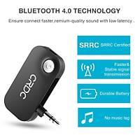 Bluetooth 4.0 Araç Kiti Ses Müzik Kablosuz Alýcý Adaptörü CRDC