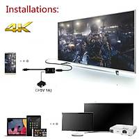 2 ONE PLUS MEIZU 5 MI 5 NEXUS 5X 6P Type-C HDMI
