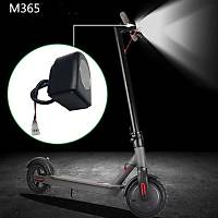 M365 Elektrikli Scooter Ýçin Led Iþýk Ön Far Lambasý Yedeek Parça