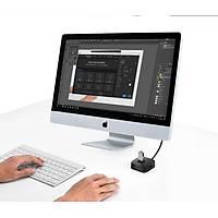 4 Port Hub Mikro USB 2.0 Güç Arayüzü Splitter Adaptörü Telefon Tutucu