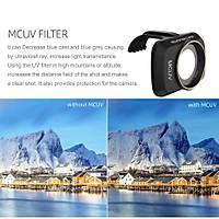 DJI Mavic Mini Kamera Lens Filtre 4 lü Set MCUV CPL ND4 ND8