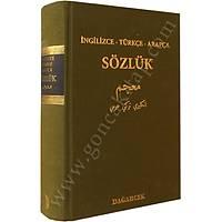 Ýngilizce Türkçe Arapça Sözlük