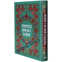 Tecvidli Kuraný Kerim