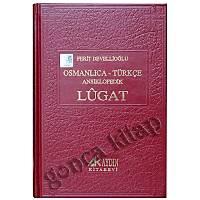 Osmanlýca Türkçe Ansiklopedik Lugat