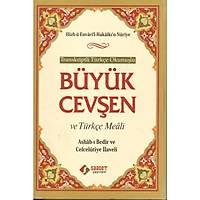 Büyük Cevþen ve Türkçe Meali, Çanta Boy, Türkçe Okunuþlu