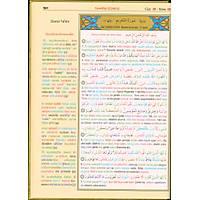 Kuran Renkli Kelime Meali ve Türkçe Latince Okunuþu