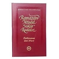 Ramazan, Þükür Ýkisad Risaleleri