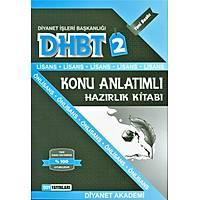 DHBT 2 Önlisans Ýlahiyat Konu Anlatýmlý Hazýrlýk Kitabý, 2018