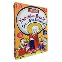 Nasreddin Hoca ile Üretici Zeka Etkinlikleri Set