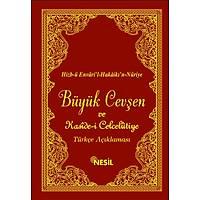 Büyük Cevþen ve Türkçe Açýklamasý, Cep Boy