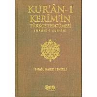 Kuraný Kerimin Türkçe Tercümesi