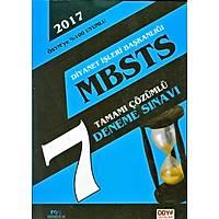 MBSTS  7 Deneme, 2017