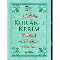 Roman Boy Arapça Metinsiz Kuran Meal