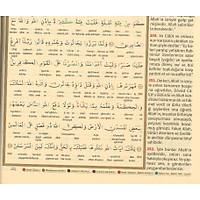 Kuraný Kerim ve Meali, 5 li, Tecvidli