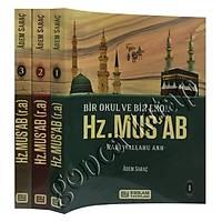 Hz. Musab, 3 Cilt Set