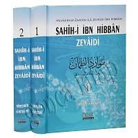 Sahihi Ýbn Hibban Zevaidi, 2 Cilt Set