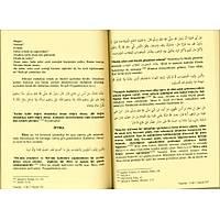 Vaazlar Türkçe Arapça , 4 Cilt Takým