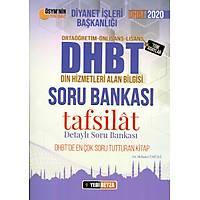 2020 DHBT Tafsilat Detaylý Soru Bankasý