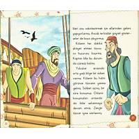 Masallarla Karakter Eðitimi Kitap Serisi, 5 Kitap