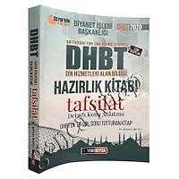 2020 DHBT Tafsilat, Din Hizmetleri Alan Bilgisi Konu Anlatýmlý Hazýrlýk