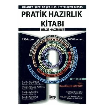 Diyanet Yeterlik ve MBSTS Pratik Hazırlık Kitabı