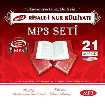 Sesli Risale-i Nur Külliyatı MP3 cd