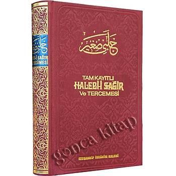 Tam Kayıtlı Halebi Sağir ve Tercümesi