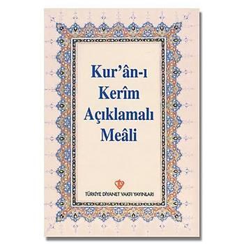 Kuran-ı Kerim Meali, Cep Boy ( Arapçasız )