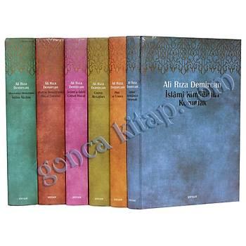 Ali Rıza Demircan Bütün Eserleri, 6 Cilt Set