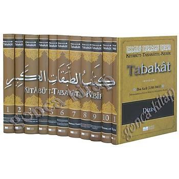 Kitabüt Tabakatül Kebir Tabakat, Ýbn Sad, 11 Cilt