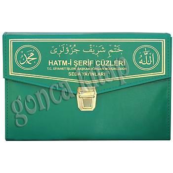 Kuranı Kerim Hatmi Şerif Cüzü, Çantalı, Rahle