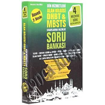Din Hizmetleri Alan Bilgisi DHBT - MBSTS Sınavlarına Hazırlık Soru Bankası