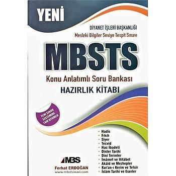 Din Görevlileri Yeterlik Sınavı Hazırlık MBSTS Kitabı, Ferhat Erdoğan
