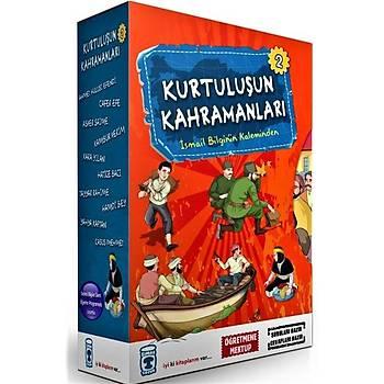 Kurtuluþun Kahramanlarý 2 Set , 10 Kitap