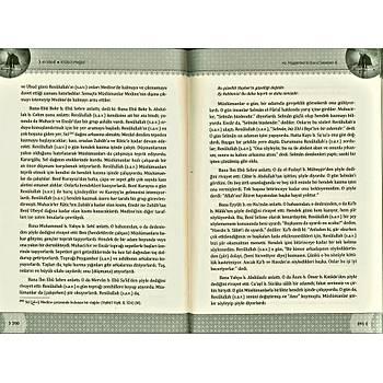 Kitabül Meðazi, Hz. Peygamber'in (s.a.v.) Savaþlarý