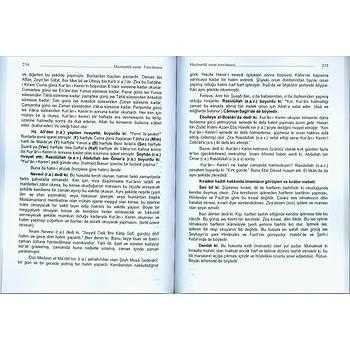 Hazinetül Esrar Tercümesi, 2 Cilt, Büyük Boy