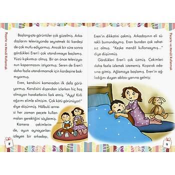 Masallarla Görgü Kurallarý Set, 10 Kitap