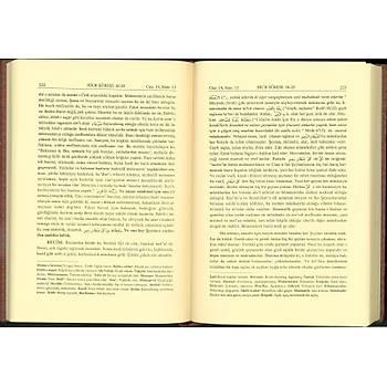 Orjinal Elmalýlý Hak Dini Kuran Dili Tefsir