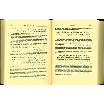 Sahihi Buhari Muhtasarı ve Sahihi Müslim Muhtasarı