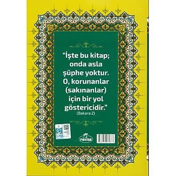 Kuraný Kerim Meali, Arapça Metinsiz, Sadeleþtirilmiþ