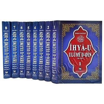 Ýhya u Ulumid din, 8 Cilt Takým