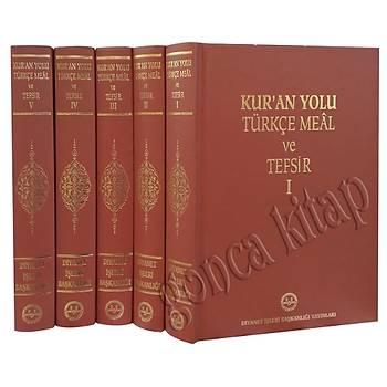 Kuran Yolu Türkçe Meal ve Tefsir, 5 Cilt